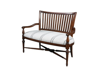 Fine Furniture Design Settee 3204-02