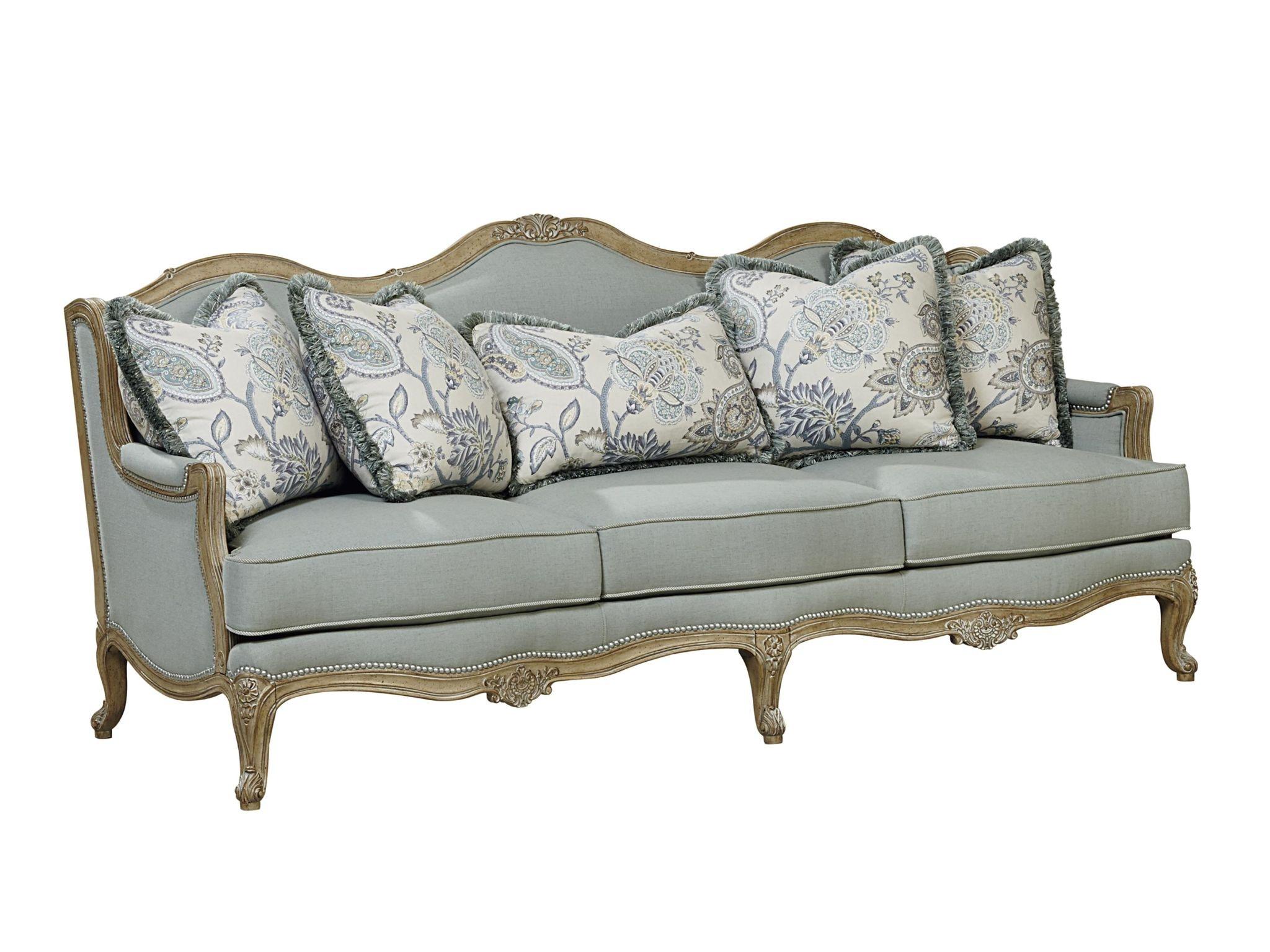 Fine Furniture Design Cabriole Sofa 4515 01