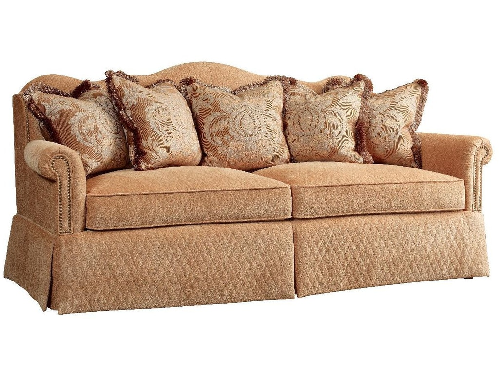 Fine Furniture Design Living Room Sofa 5027 01 Cherry House Furniture La Grange And