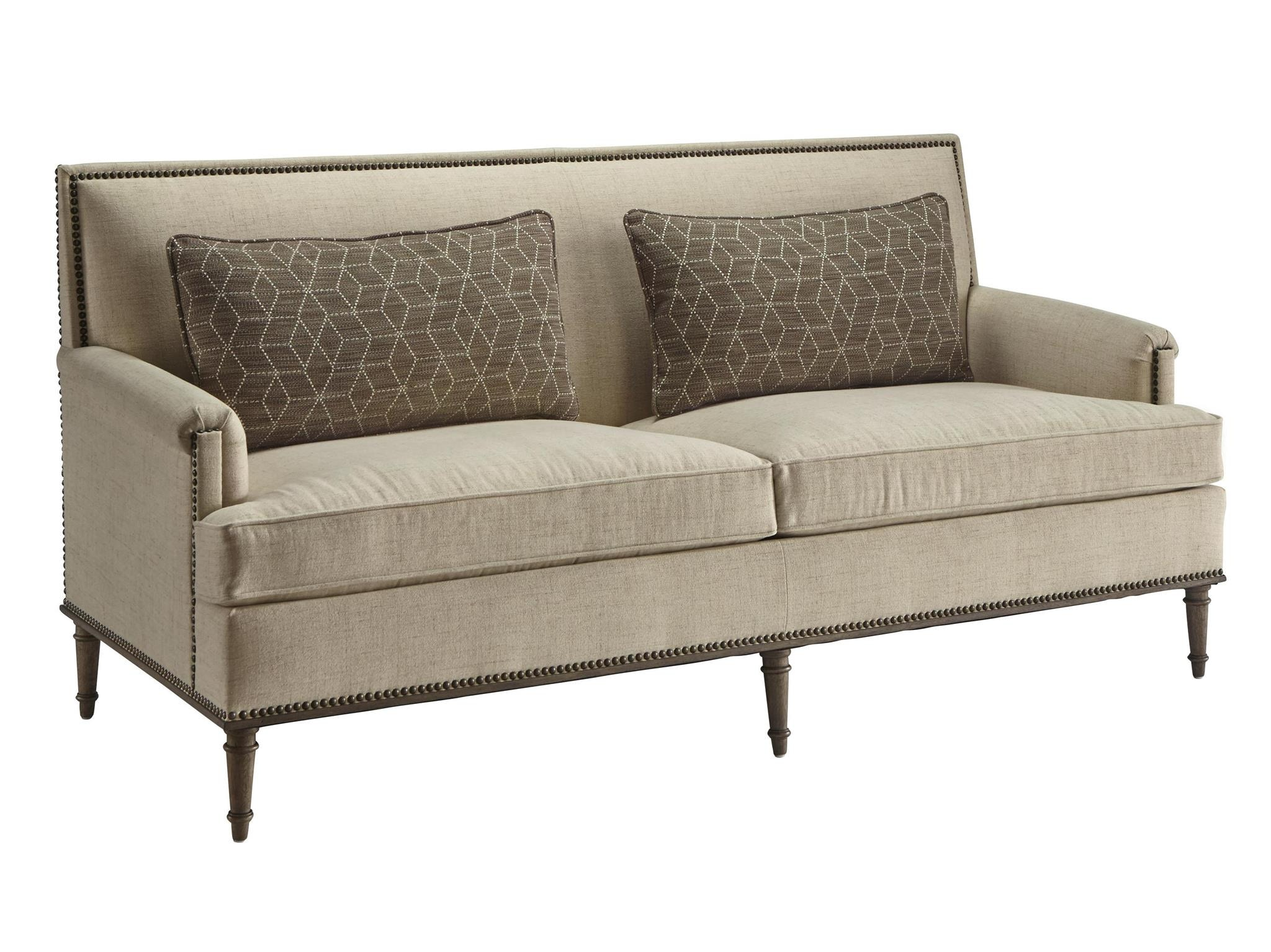 Gentil Fine Furniture Design Beckett Sofa 5818 01
