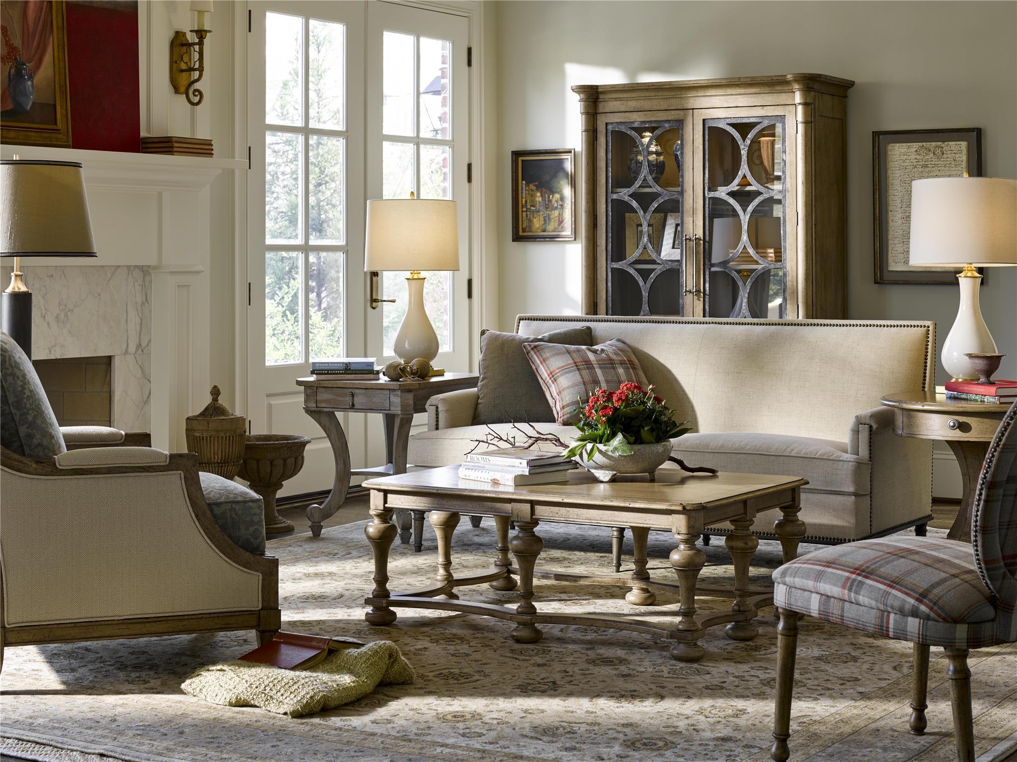 Fine Furniture Design Beckett Sofa 5818 01