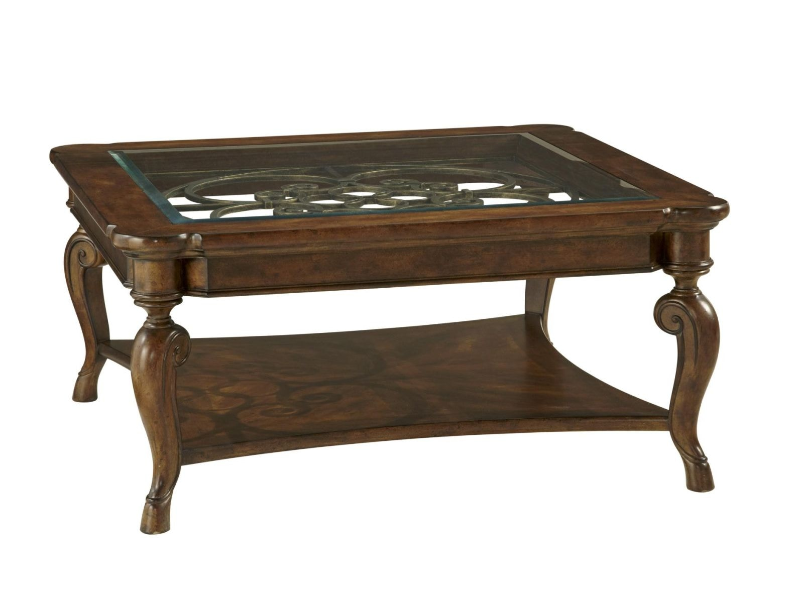 Biltmore Furniture Collection Fine Furniture Design Living Room Cocktail Table 1345-920 - Brashears ...
