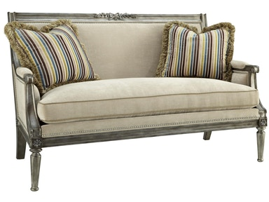 Fine Furniture Design Settee 3906-02