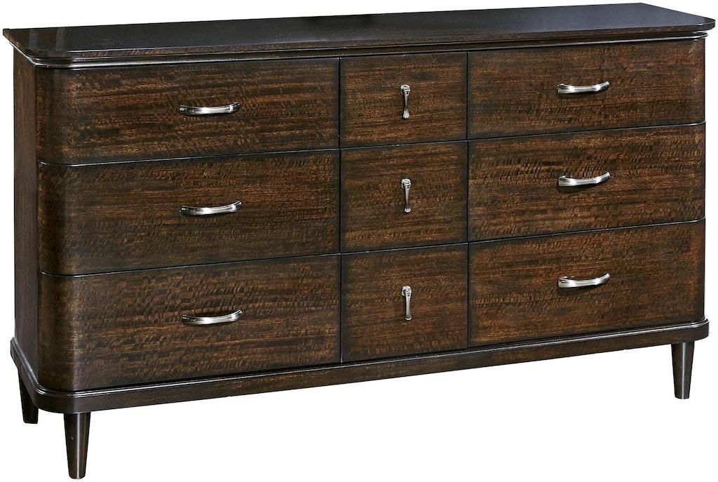 Fine furniture design bedroom nico drawer dresser 1530 142 mccreerys home furnishings for Bedroom furniture in sacramento