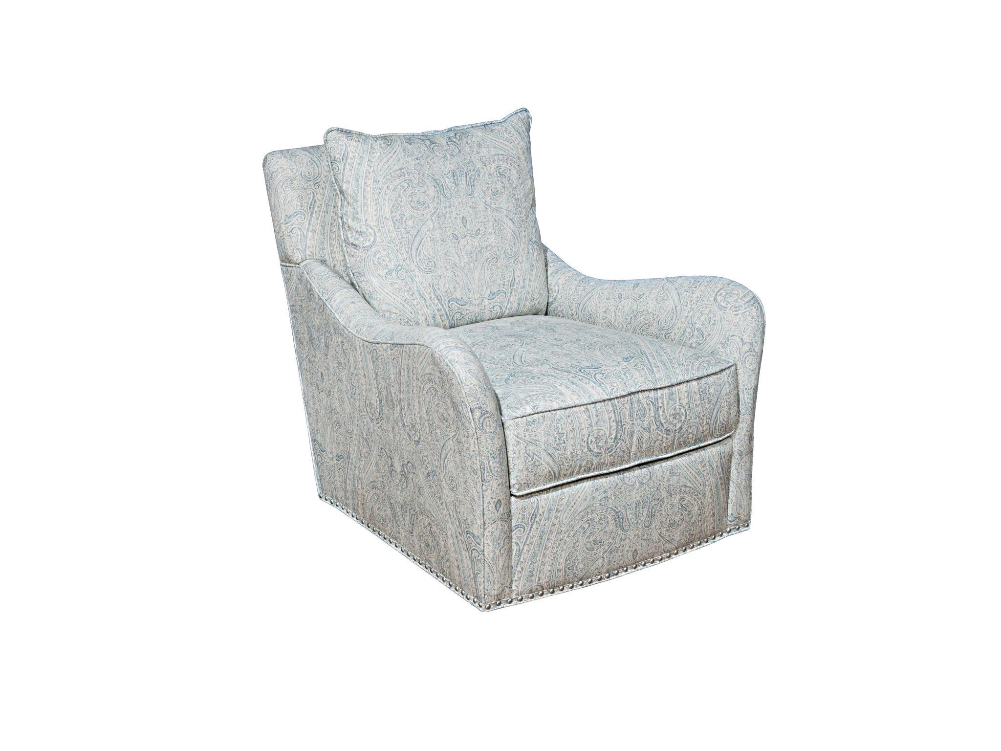 Fine Furniture Design Fraser Swivel Chair 5512 03