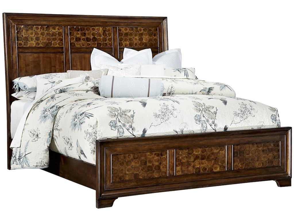 Fine Furniture Design Bedroom Port Panel King Bed 1370 267