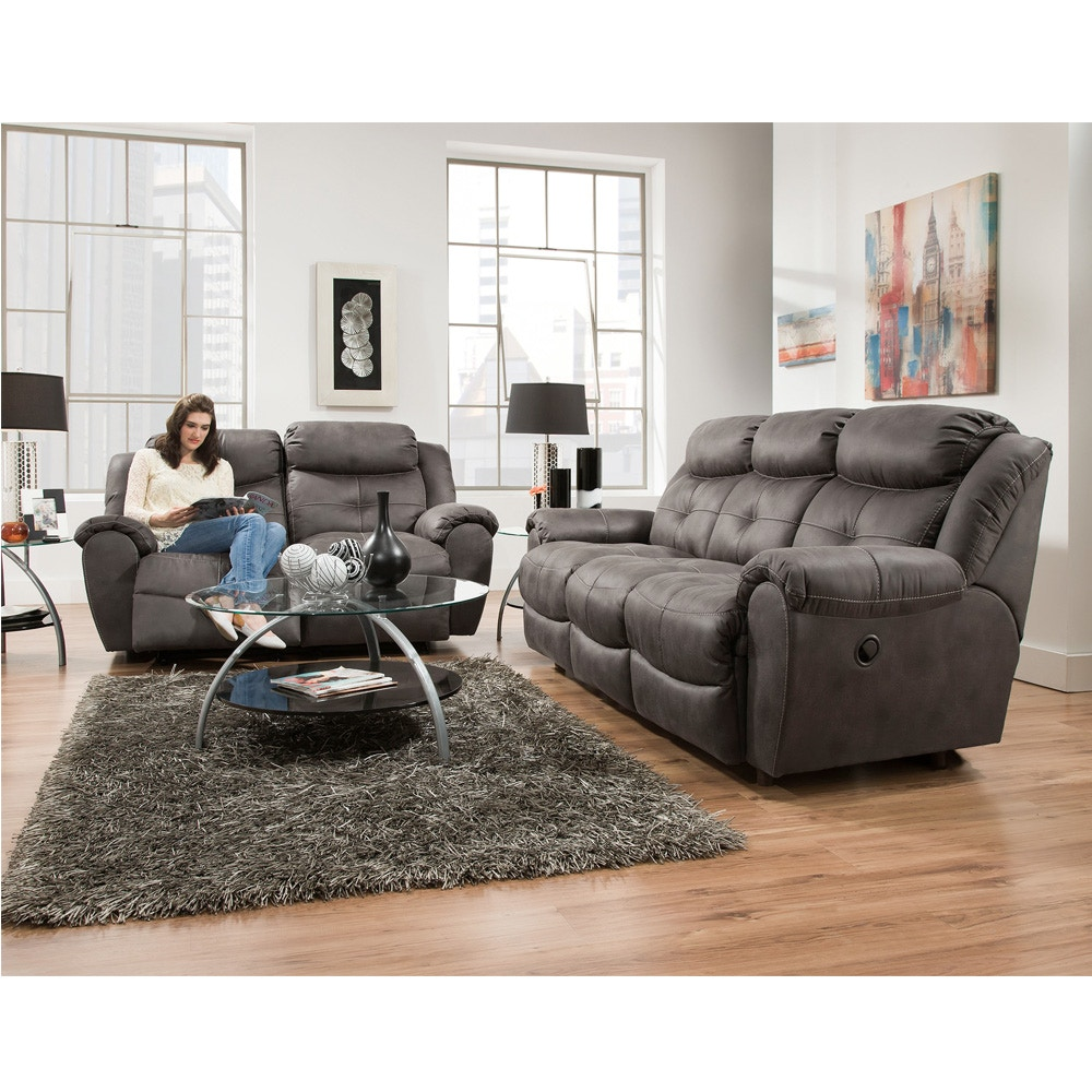 franklin lisbon rocking reclining loveseat