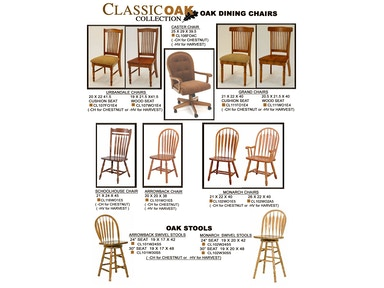 GS Furniture Grand Chair CL111F01E4