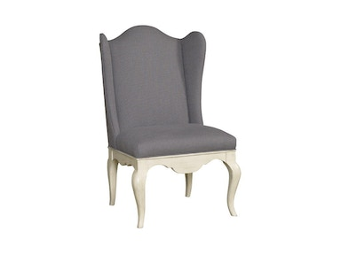 Drexel Heritage Living Room Bialy Chair