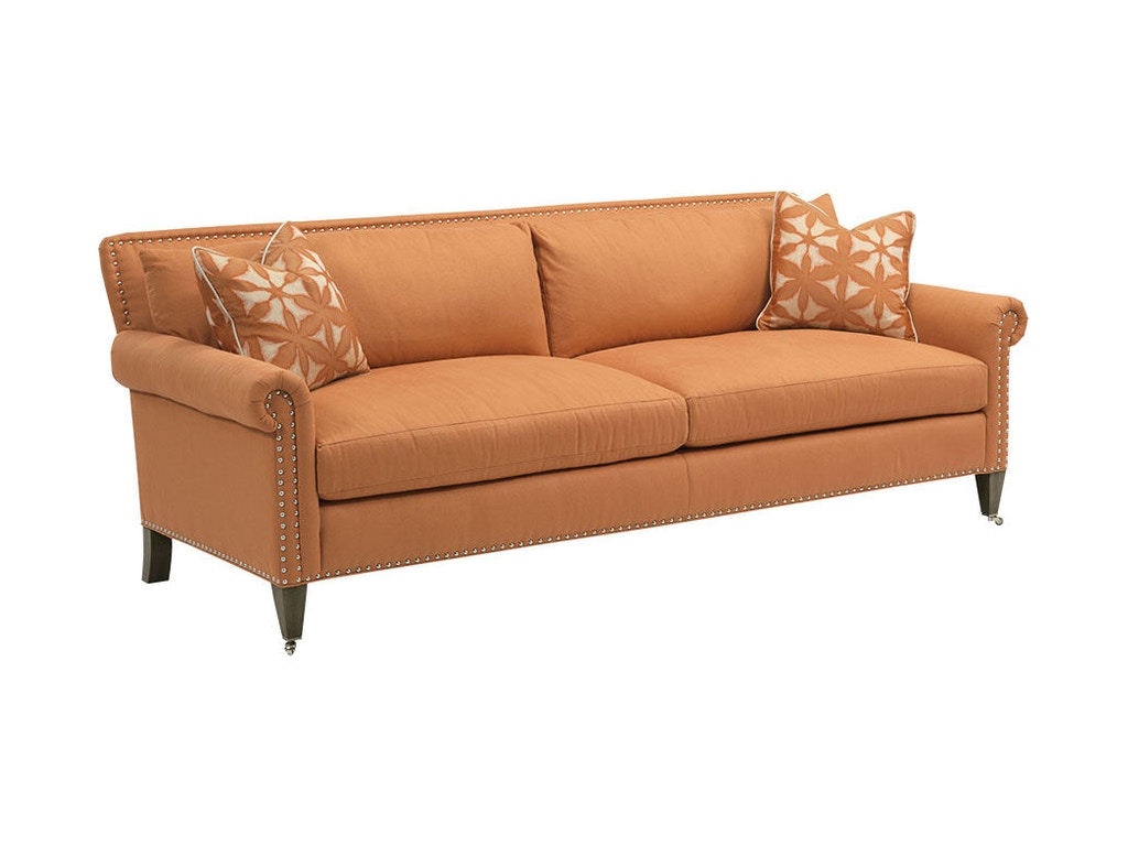 Drexel heritage living room terrell sofa d20145 s for D furniture galleries closing