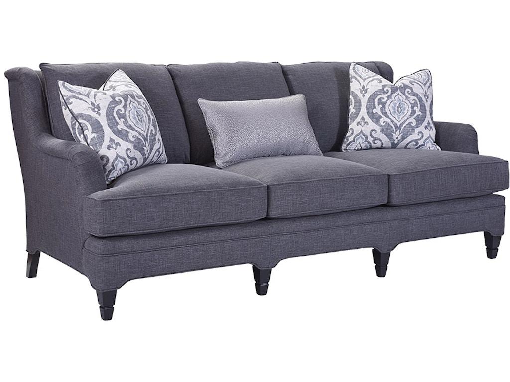 Drexel living room noah sofa d20173 s urban interiors at for Bedroom furniture 98188