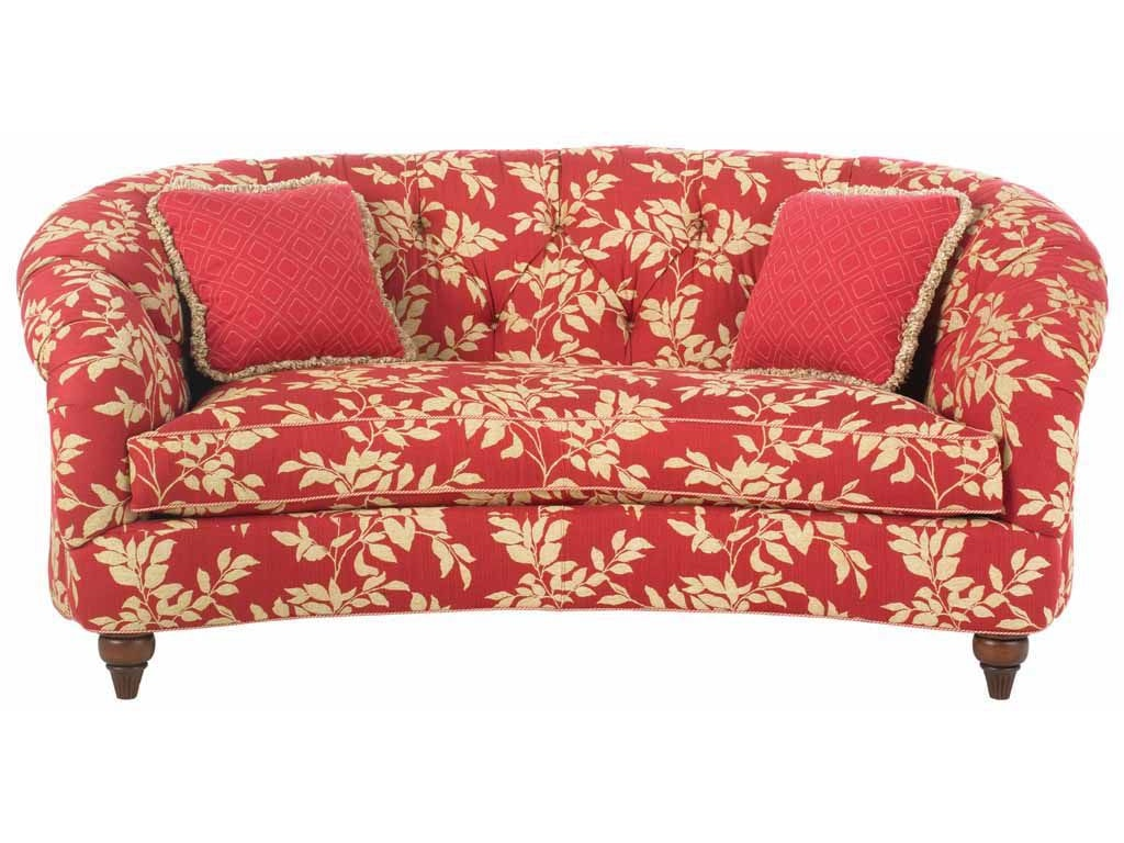 Drexel Living Room Ruthanne One Cushion Sofa D249 S