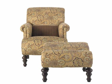 Drexel Heritage Living Room Hathaway Arm Chair