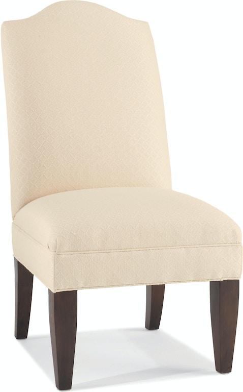 Drexel Living Room Elaine Side Chair D538 Chb Drexel