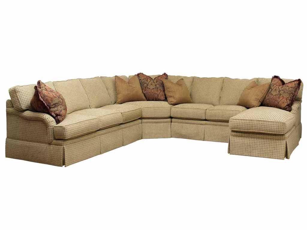 Drexel Heritage Living Room McDermott Sectional D63 SECT - Ennis Fine Furniture - Boise, ID ...