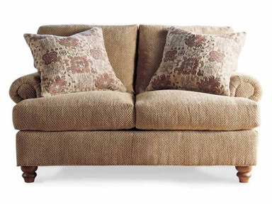Drexel Heritage McDermott Two Cushion Loveseat D63-LS