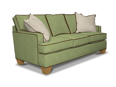 Drexel Heritage McDermott Three Cushion Sofa D63-S