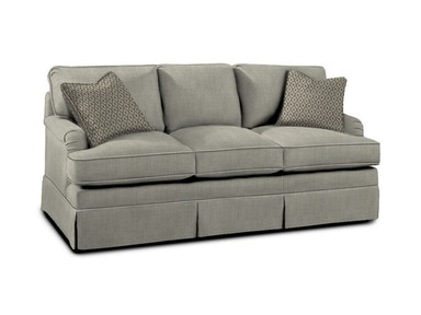 Drexel Heritage Living Room McDermott Three Cushion Sofa Sleeper