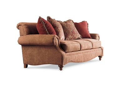 Drexel Heritage Kerry Three Cushion Sofa D67-S