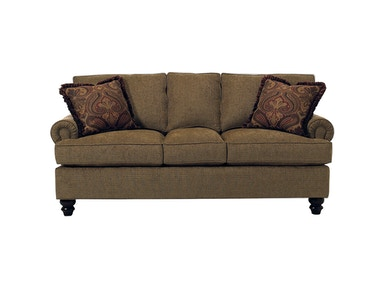 Drexel Heritage Holloway Three Cushion Mid Sofa D70-MS