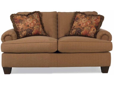 Drexel Heritage Carrera Two Cushion Loveseat D73-LS