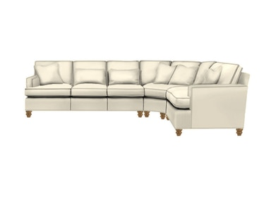 Drexel Heritage Living Room Carrera Sectional