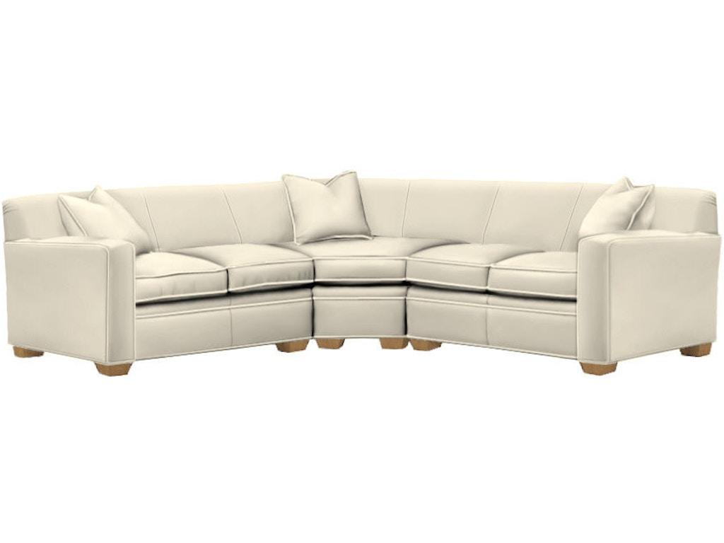 Drexel Living Room Marcello Sectional D92 Sect Jbf
