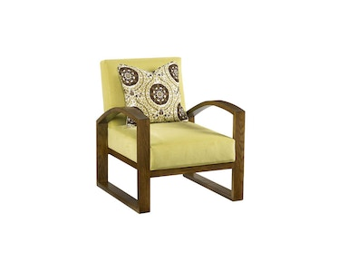 Drexel Heritage Living Room Tibbs Arm Chair