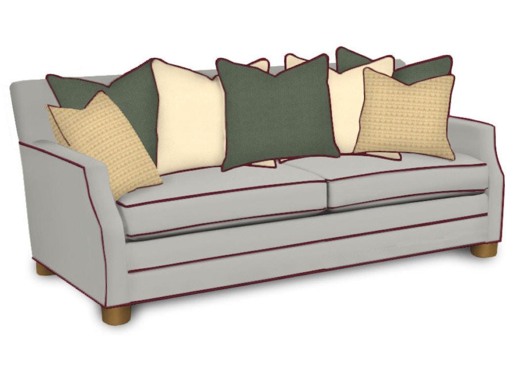 Drexel Living Room Cambre Sofa D98 S Zbf Drexel Heritage