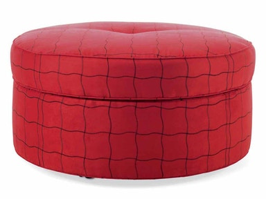 Drexel Heritage Living Room Alan Storage Ottoman