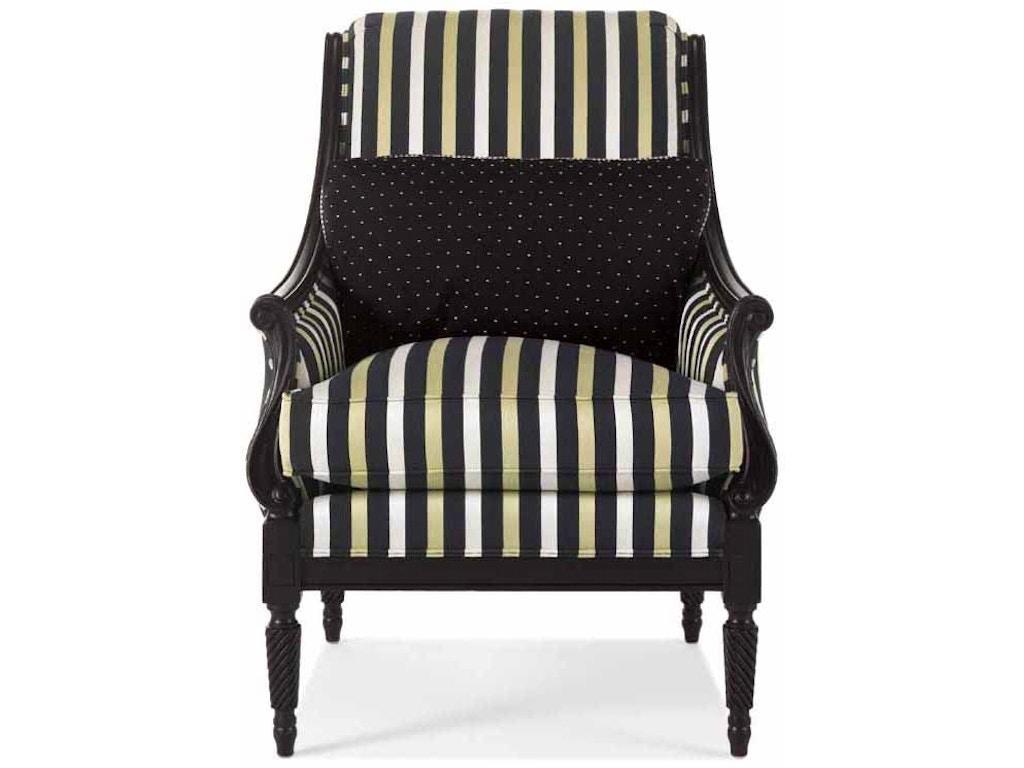 Drexel Living Room Maya Arm Chair H1392 Ch Drexel