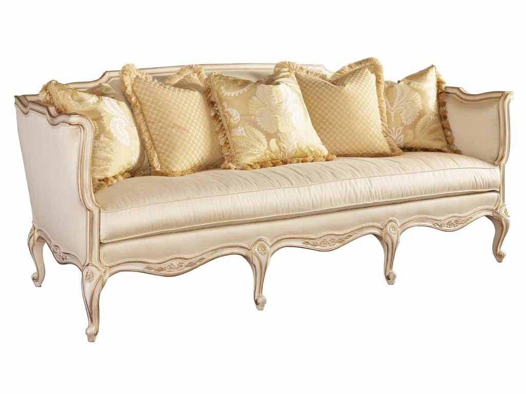 Drexel Heritage Living Room Marcelle Sofa H1778 S Drexel