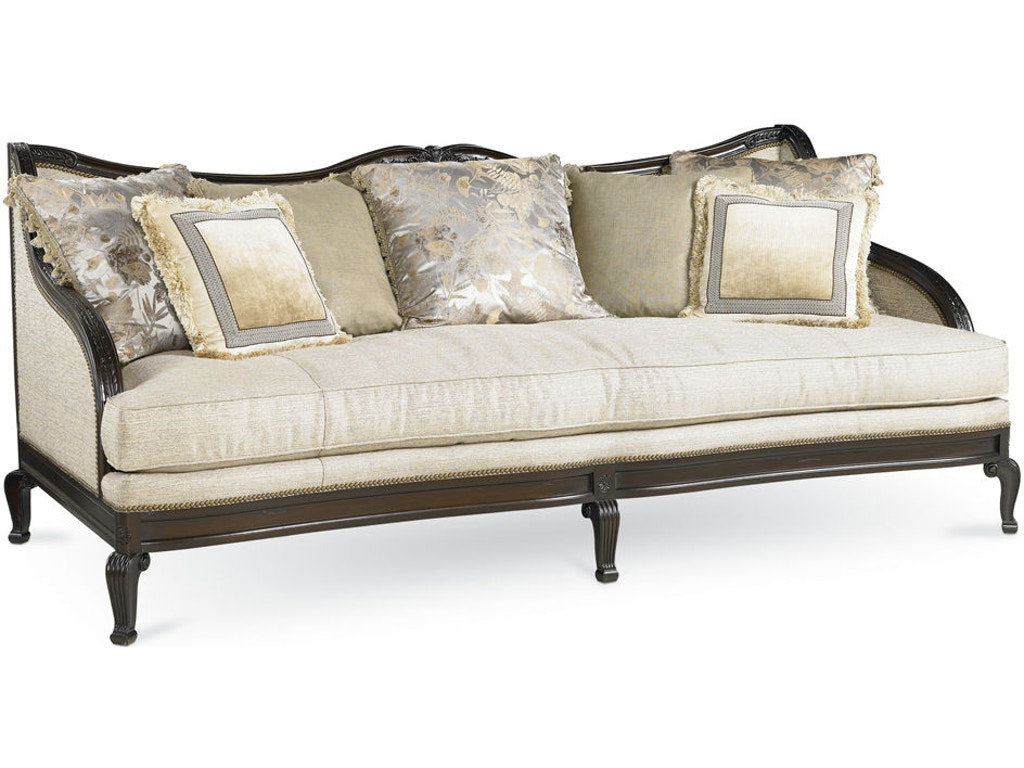 Drexel Living Room Machelle One Cushion Sofa H1885 S