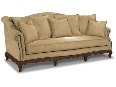 Drexel Heritage Living Room Coffin Sofa