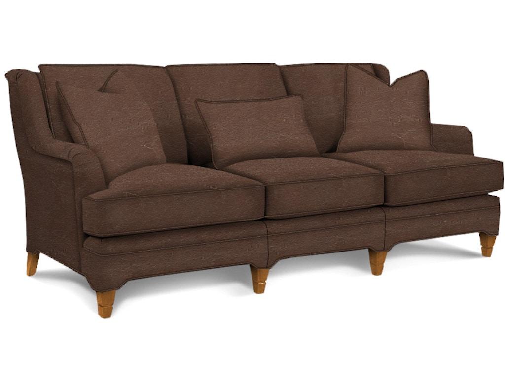 Drexel Living Room Noah Sofa Leather L20173 S Drexel