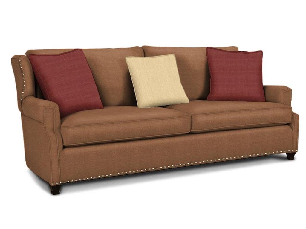 Drexel Heritage Living Room Claudette Sofa L20184 S Priba Furniture And Interiors Greensboro
