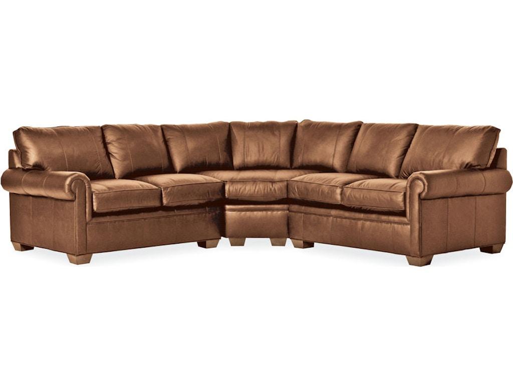 Drexel Living Room Sectionals L69 Sect Drexel Heritage