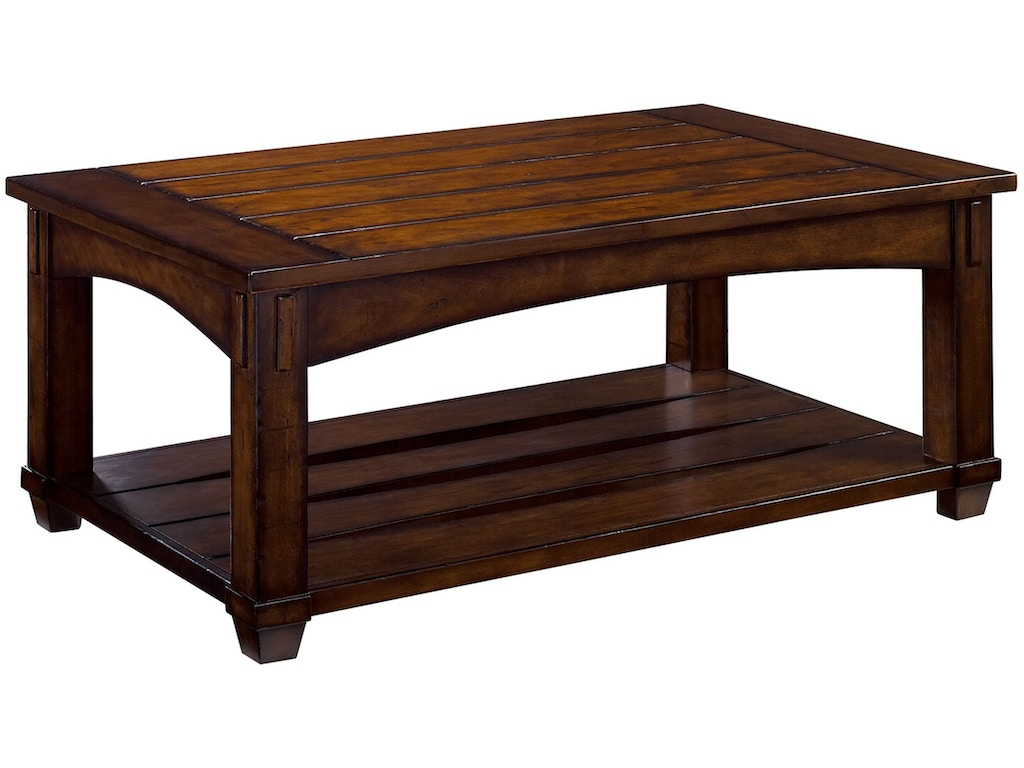 Hammary Living Room Rectangular Lift Top Cocktail Table 049 910 Matter Brothers Furniture