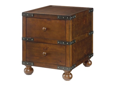 Hammary Trunk End Table 090-521