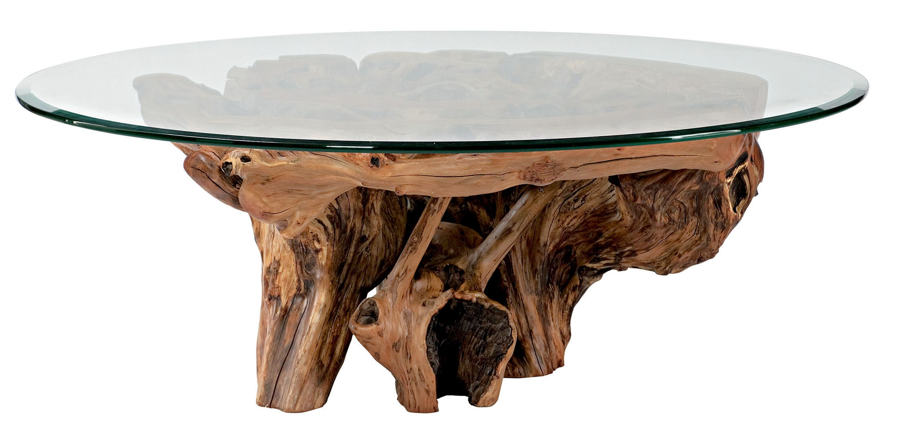 Hammary Root Ball Cocktail Table 090 555R