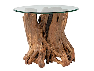 Hammary Root Ball End Table 090-556R