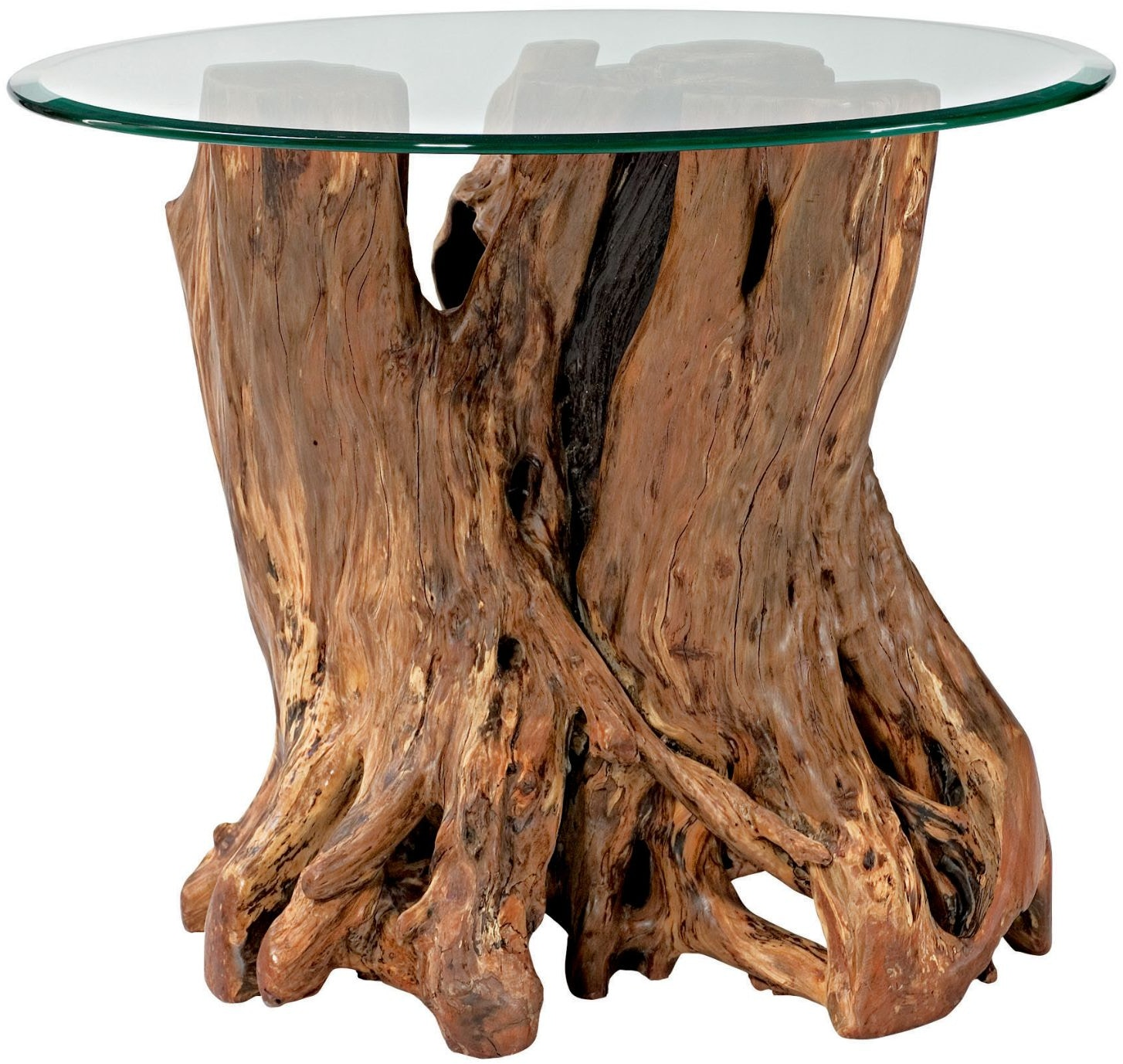 Hammary Living Room Root Ball End Table 090 556r