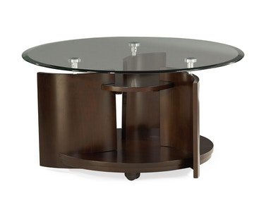 Hammary Round Cocktail Table - Kd 105-911