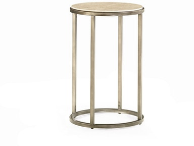 Hammary Round End Table-Kd 190-918