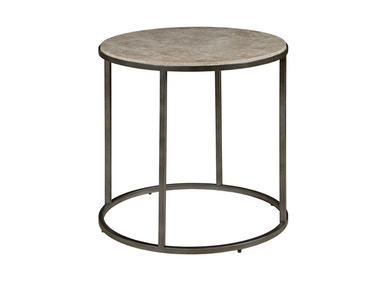 Hammary Round End Table 190-919
