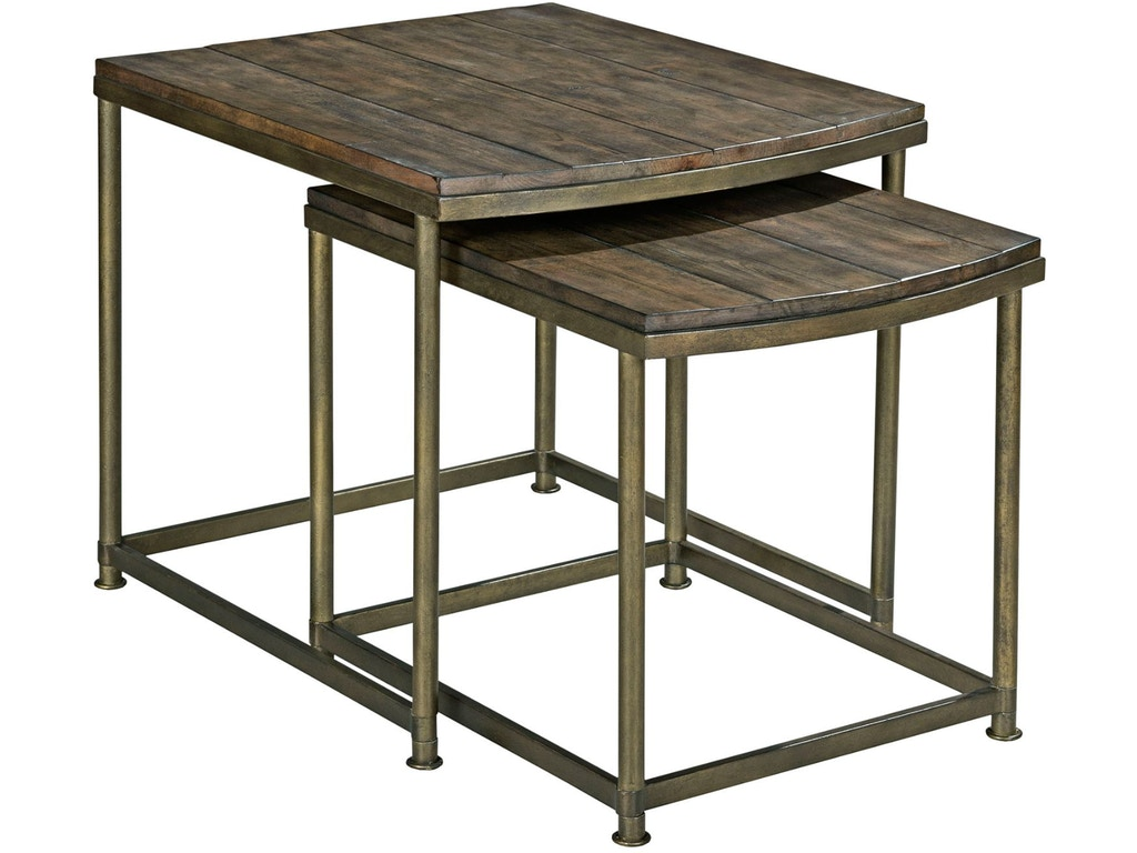Hammary Living Room Nesting End Table 563-917 - Arthur F Schultz ...