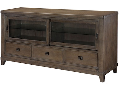 "Hammary Entertainment Center 66"" Console 488-585"
