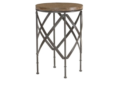 Hammary Round Metal Table 090-716
