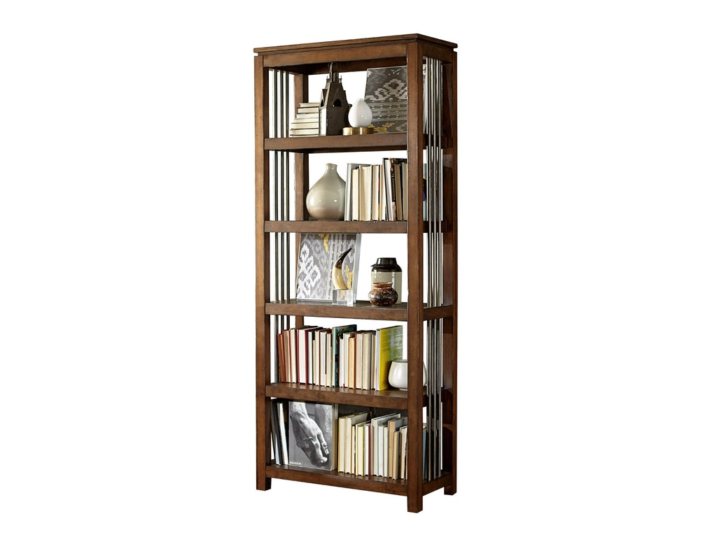 hammary home office bookcase 090 730 norris furniture