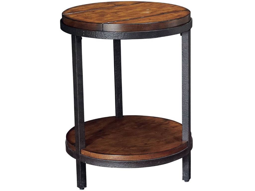 Hammary Living Room Round End Table T20750 T2075235 00